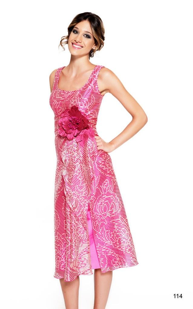 Excepcional Vestido De Fiesta De Alquiler Foto - Ideas de Vestido ...